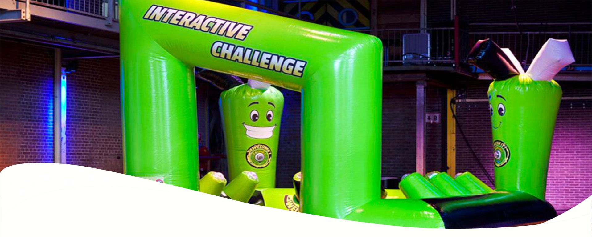 Challenge Interactif